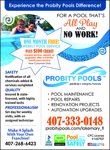 Featured Photo from Probity Pools