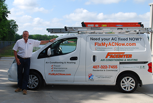 Featured Photo from Facemyer Air Conditioning & Heating