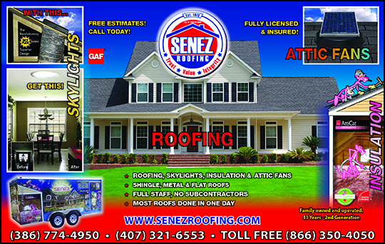 Featured Photo from Senez Roofing