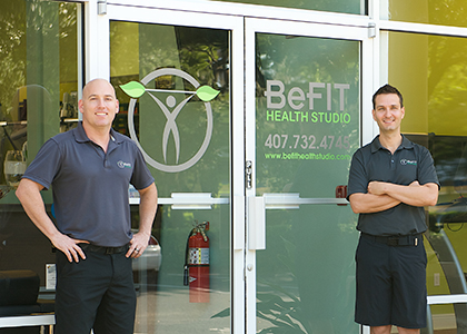 Featured Photo from BeFIT Health Studio