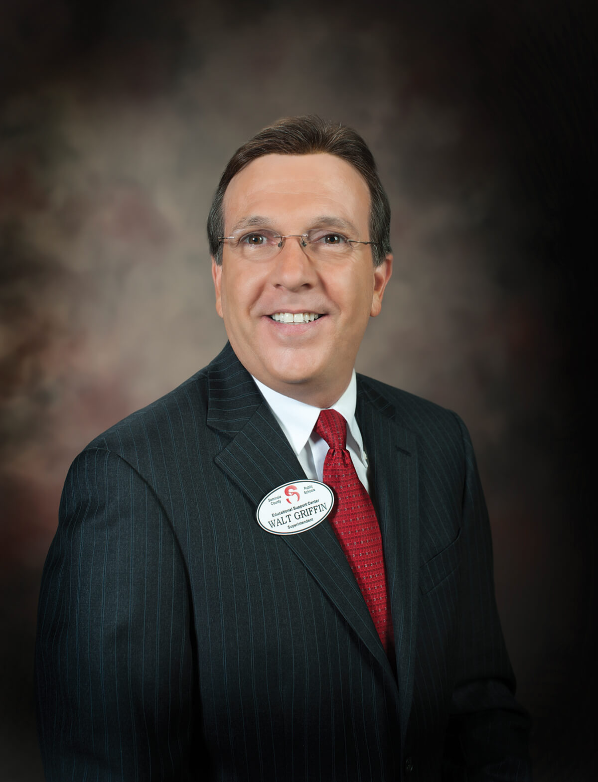 Dr. Walt Griffin, Superintendent of Seminole County Public Schools